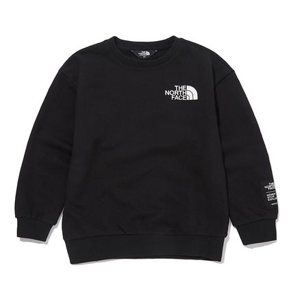 THE NORTH FACE キッズ用トップス THE NORTH FACE K'S ESSENTIAL SWEATSHIRTS MU1814 追跡付(2)