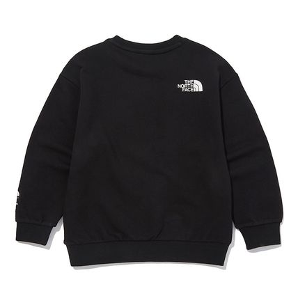 THE NORTH FACE キッズ用トップス THE NORTH FACE K'S ESSENTIAL SWEATSHIRTS MU1814 追跡付(3)