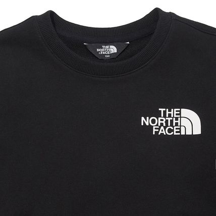 THE NORTH FACE キッズ用トップス THE NORTH FACE K'S ESSENTIAL SWEATSHIRTS MU1814 追跡付(4)