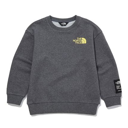 THE NORTH FACE キッズ用トップス THE NORTH FACE K'S ESSENTIAL SWEATSHIRTS MU1814 追跡付(9)
