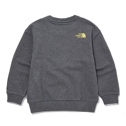 THE NORTH FACE キッズ用トップス THE NORTH FACE K'S ESSENTIAL SWEATSHIRTS MU1814 追跡付(10)