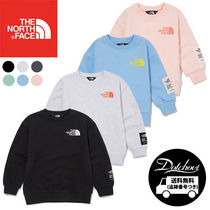 THE NORTH FACE K'S ESSENTIAL SWEATSHIRTS MU1814 追跡付