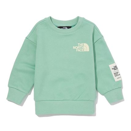 THE NORTH FACE キッズ用トップス THE NORTH FACE K'S ESSENTIAL SWEATSHIRTS MU1814 追跡付(11)