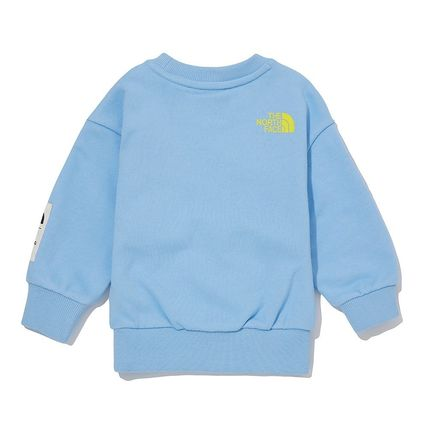 THE NORTH FACE キッズ用トップス THE NORTH FACE K'S ESSENTIAL SWEATSHIRTS MU1814 追跡付(14)