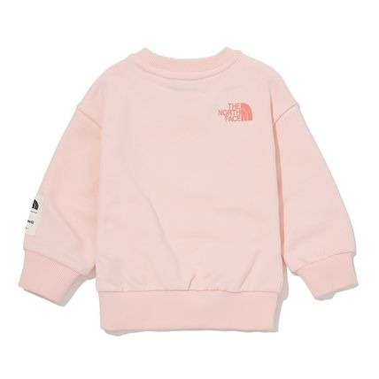 THE NORTH FACE キッズ用トップス THE NORTH FACE K'S ESSENTIAL SWEATSHIRTS MU1814 追跡付(16)