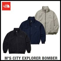 ☆THE NORTH FACE☆ M'S CITY EXPLORER BOMBER 3色