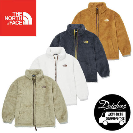 THE NORTH FACE キッズアウター THE NORTH FACE K'S COMFY EX FLEECE JACKET 1 MU1818 追跡付