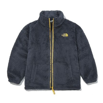 THE NORTH FACE キッズアウター THE NORTH FACE K'S COMFY EX FLEECE JACKET 1 MU1818 追跡付(10)