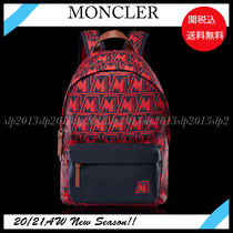 21New■MONCLER■ PIERRICK バックパック Red☆関税込