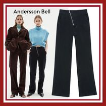 【ANDERSSON BELL】韓国よりお届け♪ SMITH CORDUROY PANTS