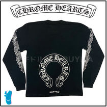 Chrome Hearts クロムハーツ CL-3 Long Sleeve Tee ロゴ ロンT