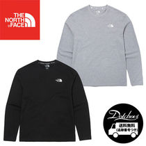 THE NORTH FACE DAILY LOGO L/S R/TEE MU1823 追跡付