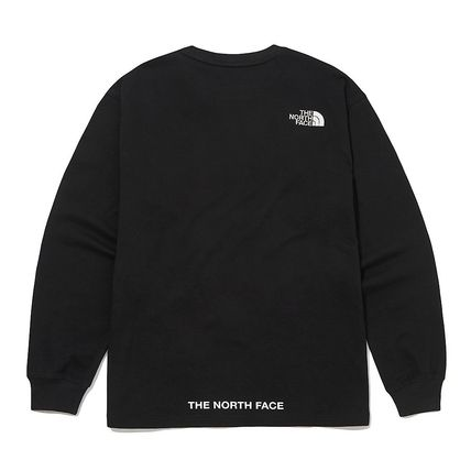 THE NORTH FACE Tシャツ・カットソー THE NORTH FACE PLUMAS L/S R/TEE MU1824 追跡付(8)