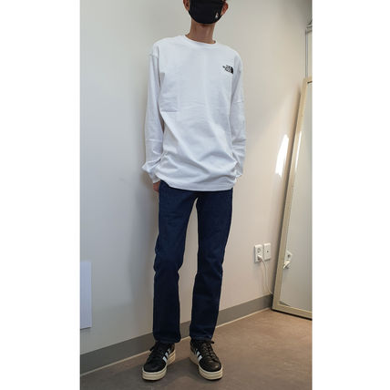 THE NORTH FACE Tシャツ・カットソー THE NORTH FACE PLUMAS L/S R/TEE MU1824 追跡付(4)