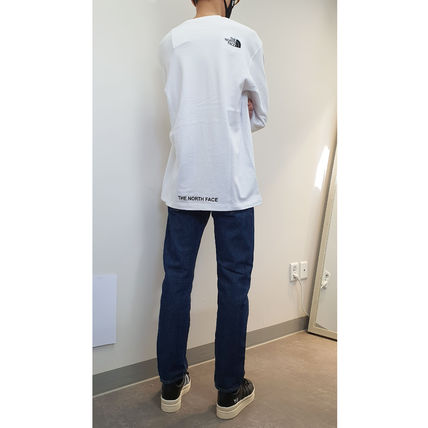 THE NORTH FACE Tシャツ・カットソー THE NORTH FACE PLUMAS L/S R/TEE MU1824 追跡付(5)