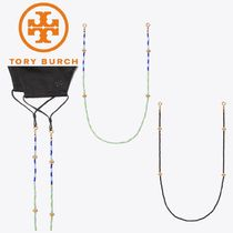 Tory Burch【国内発送・関税込】BEADED FACE MASK CHAIN