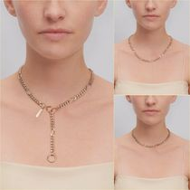 送料税込【Justine Clenquet】Kim gold necklace☆FW20♪国内発
