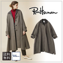 【送料無料】Ron Herman ロンハーマン Light Wool River Coat
