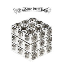 CHROME HEARTS(クロムハーツ) オブジェ Chrome Hearts Rubik's Cube SterlingSilver ルービックキューブ