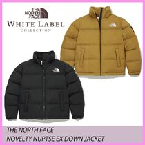 ☆THE NORTH FACE★WHITE LABEL★NOVELTY NUPTSE EX DOWN JACKET