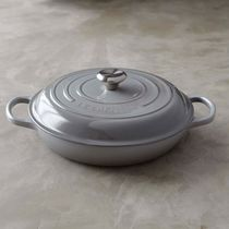 Le Creuset♪Enameled Cast Iron Braiser 3.5QT- 選べる7色