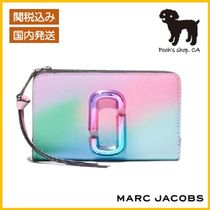 【MARC JACOBS】THE SNAPSHOT COMPACT WALLET◆国内発送◆