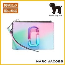 【MARC JACOBS】THE SNAPSHOT ZIP MULTI WALLET◆国内発送◆