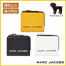 【MARC JACOBS】THE MINI COMPACT ZIP WALLET◆国内発送◆