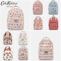 ◆Cath Kidston◆キッズ ミディ リュックサック 国内発送/関送込