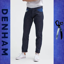 ◆DENHAM◆KINETIC 90MIX SUSTAINABLE DEINIM WIDE,TAPERED FIT