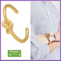【kate spade】素敵♪♡ノット★loves me knot cuff ★