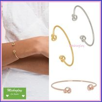 【kate spade】♡♡ノット★loves me knot cuff ★
