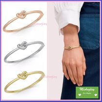 【kate spade】素敵♪♡ノット★loves me knot bangle★