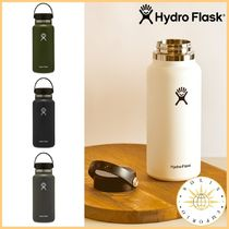 【Hydroflask・送料込】ギフトにも◎ Wide Mouth 32ozボトル