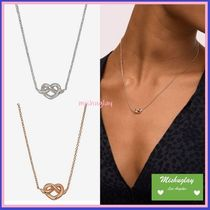 【kate spade】♡ノット★loves me knot mini pendant