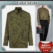 SALE!!送料込≪GIVENCHY≫ ASTRAL クラシック シャツ
