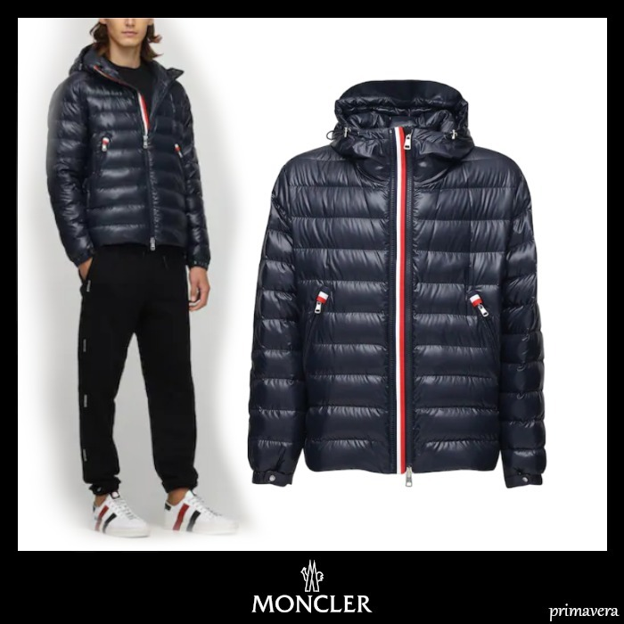 21SS◆MONCLER◆モンクレール◆BLESLE◆ダウンジャケット◆Navy (MONCLER/ダウンジャケット) 0911B5970068950742