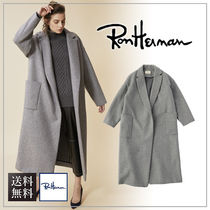 【送料無料】Ron Herman ロンハーマンWool Bonding Chester Coat