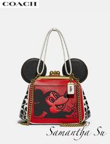 最新作☆【Disney Mickey Mouse X Keith Haring】Kisslock Bag♪