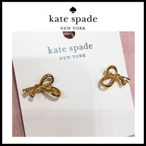 【Kate Spade】 ♠ALL TIED UP♠  リボン ピアス