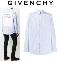 GIVENCHY アトリエ GIVENCHY パッチ シャツ BM60DC123T