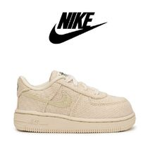 Nike Air Force 1 Low Stussy Fossil TD ベビーサイズ 8~14㎝