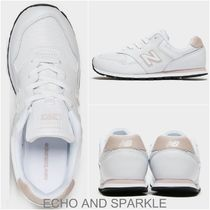 【大人もOK】New Balance 393 Junior ニューバランス Kids White