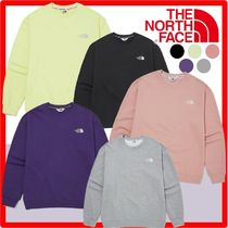 ★新作/人気★THE NORTH FACE★DAILY LOGO SWEATSHIRT.S★