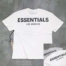 ESSENTIALS FEAR OF GOD ロサンゼルス限定 Boxy T-Shirt