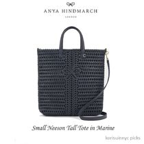 アイコニック*英国発*ANYA HINDMARCH*Small Neeson Tall Tote