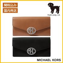 【Michael Kors】Monogramme Leather Wallet◆国内発送◆