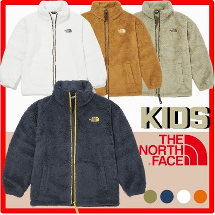THE NORTH FACE キッズアウター ☆新作☆The North Face☆K'S COMFY EX FLEECE JACKE.T 1☆