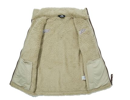 THE NORTH FACE キッズアウター ☆新作☆The North Face☆K'S COMFY EX FLEECE JACKE.T 1☆(6)