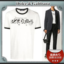SALE!!送料込≪D&G≫ LOVE IS THE BEST TEACHER Tシャツ
